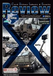 Czech Defence Industry & Security Review 02-2016